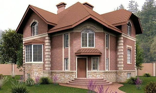 Строим кирпичный дом